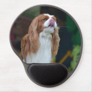 Sweet Cavalier King Charles Spaniel Gel Mouse Pads