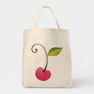 Sweet Cherry Canvas Bags