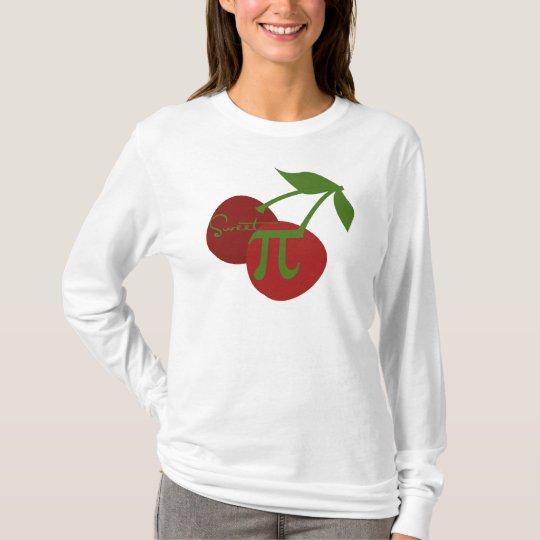 Sweet Cherry Pi Day T-Shirt