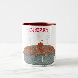 Sweet Cherry Pie Mug