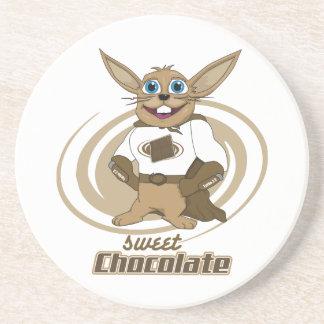 Sweet Chocolate Coaster