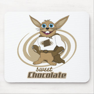 Sweet Chocolate Mouse Mat