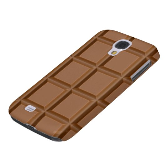 sweet chocolate samsung galaxy S4 barely Galaxy S4 Case