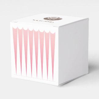 Sweet Chocolate Truffle Favour Box