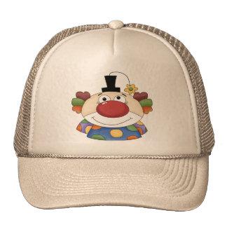 Sweet Clown Face Cap