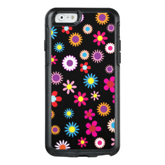 Sweet Colorful Flower and Dots Design Phone Casing OtterBox iPhone 6/6s Case