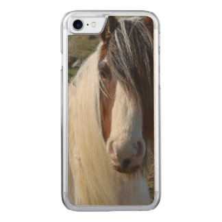 Sweet Connemera Pony Carved iPhone 8/7 Case