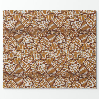 Sweet Cookie Wrapping Paper