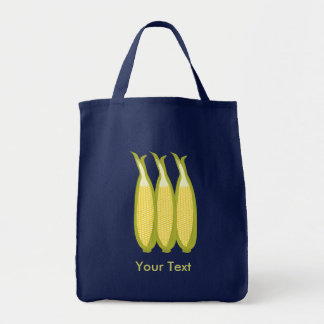 Sweet Corn Grocery Tote Bag