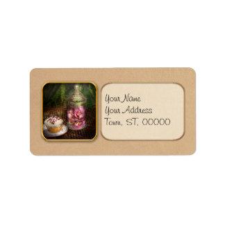 Sweet - Cupcake - Eat Me Address Label