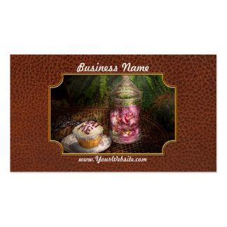 Sweet - Cupcake - Eat Me Business Card Templates