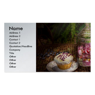 Sweet - Cupcake - Eat Me Pack Of Standard Business Cards