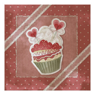 Sweet Cupcake Poster