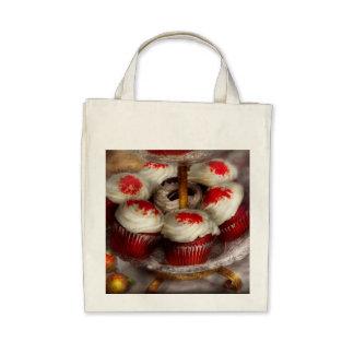 Sweet - Cupcake - Red velvet cupcakes Bag