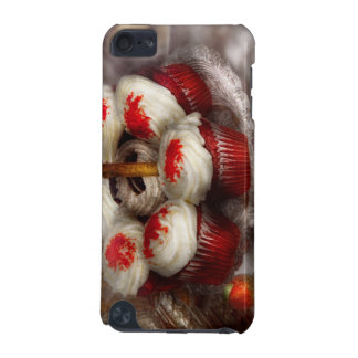 Sweet - Cupcake - Red velvet cupcakes iPod Touch 5G Cases