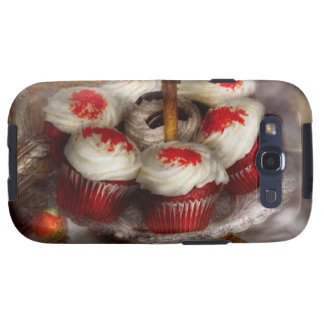 Sweet - Cupcake - Red velvet cupcakes Galaxy SIII Case