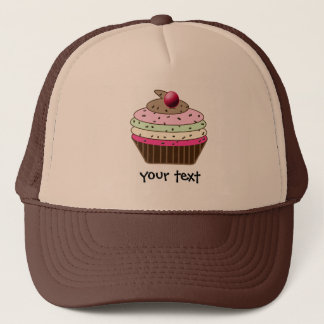 Sweet Cupcake Trucker Hat