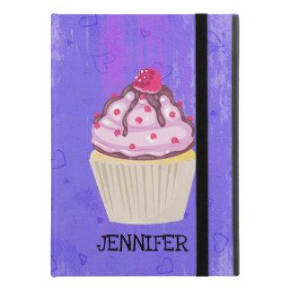 "Sweet Cupcake with Raspberry on Top Custom iPad Pro 9.7"" Case"