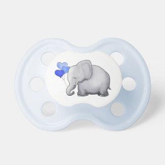 Sweet Cute Adorable Heart Balloons Elephant Dummy