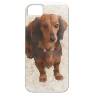 SWEET DACHSHUND CASE FOR THE iPhone 5