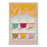 Sweet Delight Posters