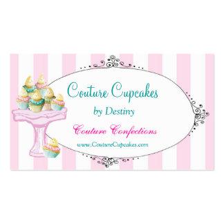 Sweet Destiny Cupcakes Business Card