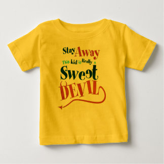Sweet Devil Baby T-Shirt