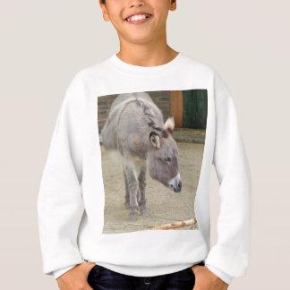 Sweet Donkey, Animal Grey, Horse Family Tee Shirt