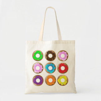 Sweet! Donuts! Tote Bag