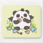 Sweet Doughnut Party! Mouse Pad
