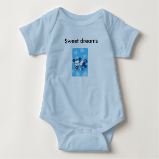 Sweet dream baby bodysuit