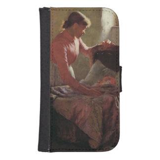 Sweet Dreams, 1892 Samsung S4 Wallet Case