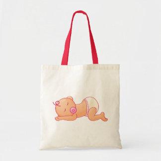 Sweet Dreams Baby Budget Tote Bag