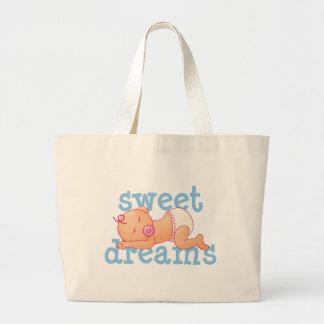 Sweet Dreams Baby Jumbo Tote Bag