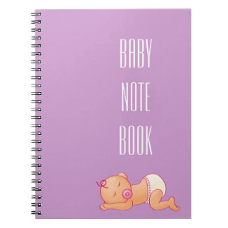 Sweet Dreams Baby Notebook