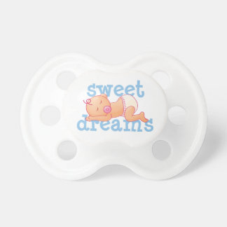 Sweet Dreams Baby Pacifiers