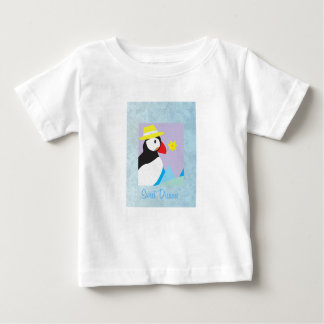 Sweet Dreams by the Sea Baby T-Shirt