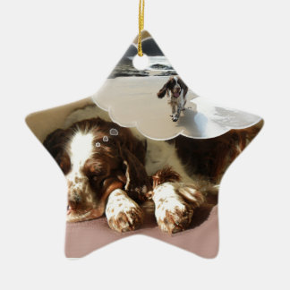 Sweet Dreams Christmas Ornament