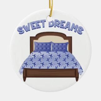 Sweet Dreams Christmas Ornament