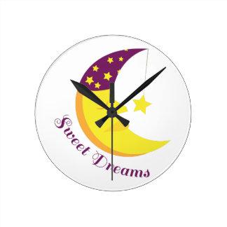Sweet Dreams Wallclock