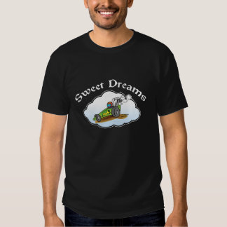 Sweet Dreams Dragster Tshirts