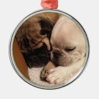 Sweet Dreams on Christmas Eve Christmas Ornament