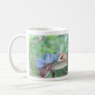 Sweet Dreams Sleeping Fairy Mug