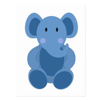 Sweet Elephant Postcard