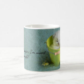 Sweet Enough Coffee Mug