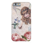 Sweet Fairy Greets Hummingbird Barely There iPhone 6 Case