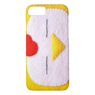 Sweet fluffy chicken iPhone 7 iPhone 8/7 Case