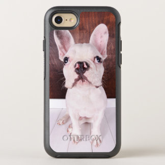 Sweet French Bulldog Puppy OtterBox Symmetry iPhone 8/7 Case
