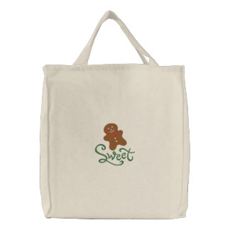 Sweet Gingerbread Bag