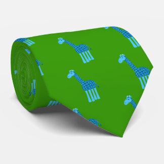 Sweet Giraffe Tie